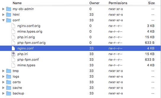Nginx config to edit in order to Setup WordPress Multisite with sub-directories