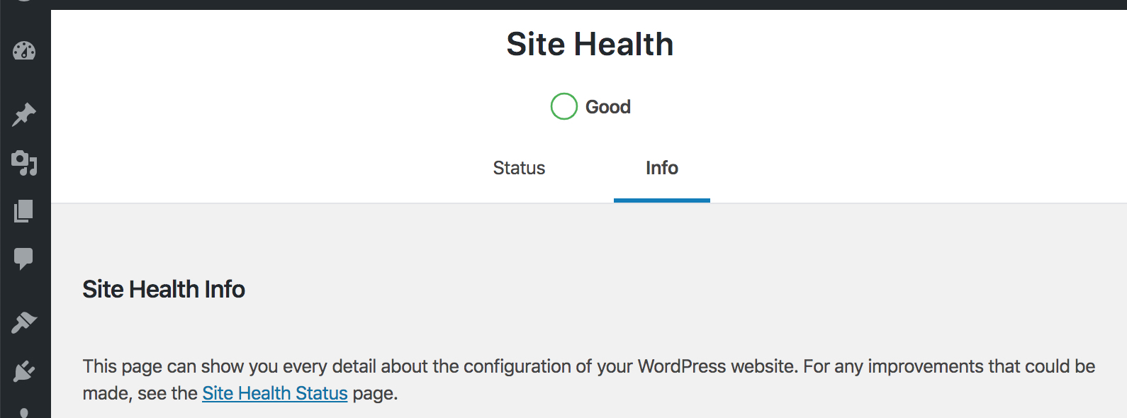 Your WordPress server tuned for 100% Site health